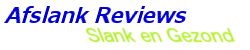 Afslank Reviews
